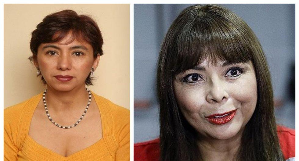 """Viceministra Elvia Campos aclara a titular Midis Liliana La Rosa: """"Yo no renuncié"""""""