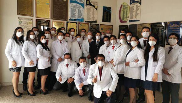 27 nuevos médicos logran culminar su segunda especialidad en medio de la pandemia del COVID-19.