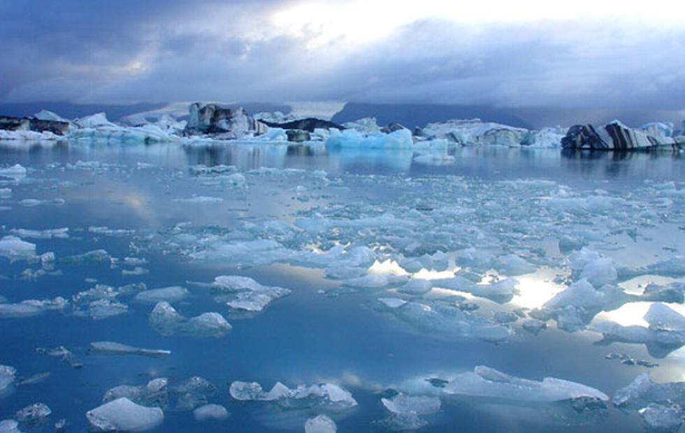 Satélite Cryosat muestra que la Antártida pierde 500 km3 de hielo al año (Fotos)