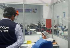 Ola de contagios de coronavirus no se detiene en la provincia de Chincha