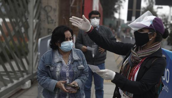 El pasado 16 de abril se dio inicio al nuevo plan nacional de vacunación contra el COVID-19 en el país. (Foto: César Campos/ @photo.gec)