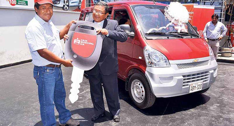 Poblador de Tierra Prometida gana minivan
