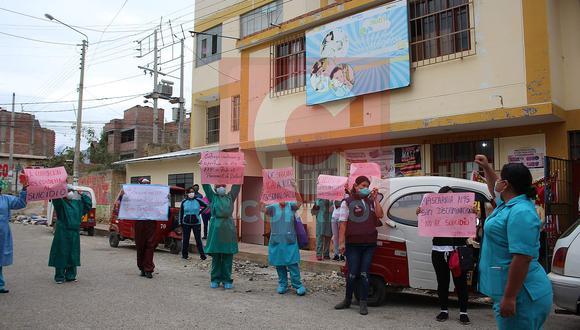 Huánuco: centro de salud Las Moras en crisis  (VIDEO)