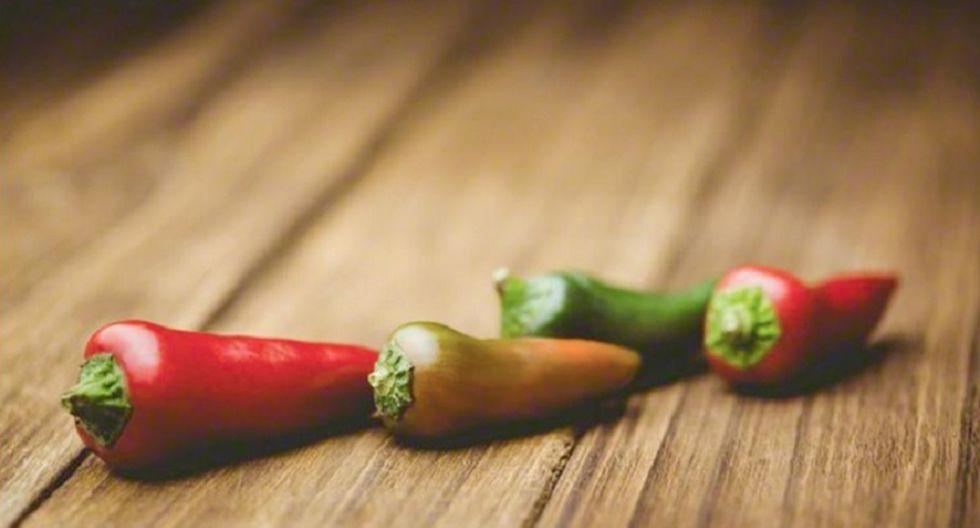 Comida picante prolonga la vida, afirma estudio