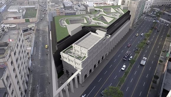 Proyecto Bicentenario en Centro de Lima generará consumo de S/ 38 millones al año