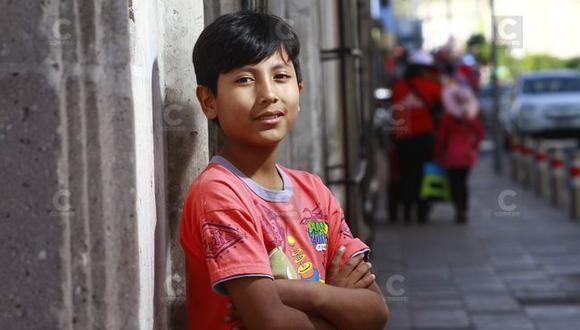 José Quizocala será el primer niño peruano en recibir condecoración de la reina Isabel II