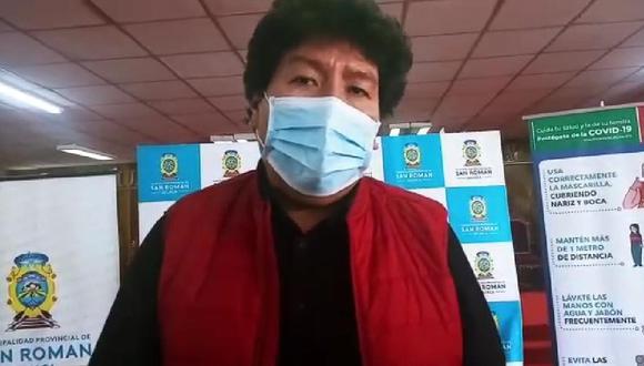 Director de la Red de Salud San Román llama a seguir previniendo.