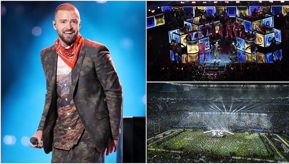 Super Bowl 2018: niño confiesa que no ignoró a Justin Timberlake en show (FOTOS Y VIDEO)