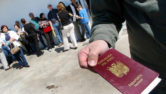 El costo del trámite para la emisión del e-pasaporte tanto para niños como para adolescentes y adultos es de S/98.50. (Foto: Andina)