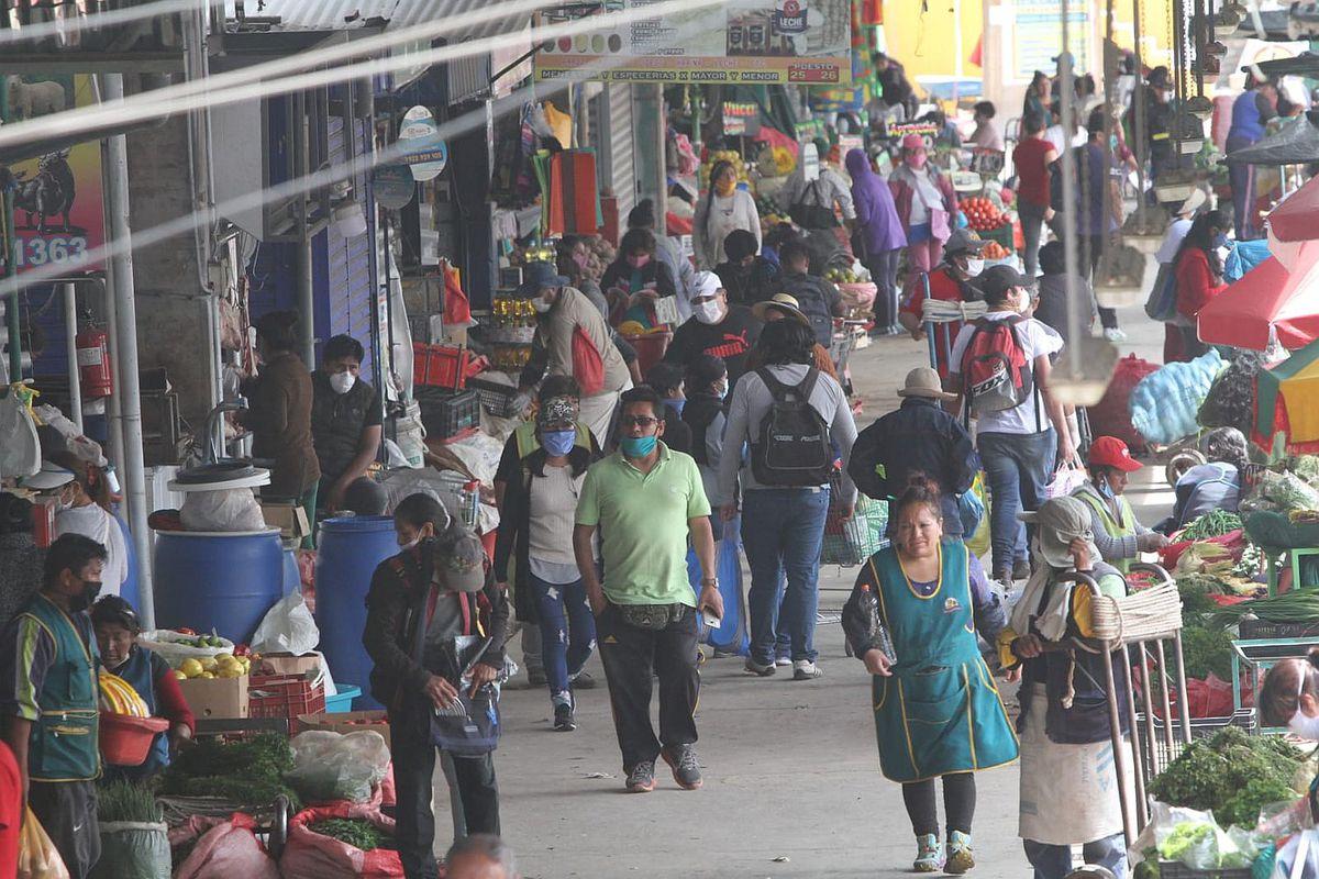 Grandes mercados de Arequipa, Avelino y Río Seca atenderán solo ...