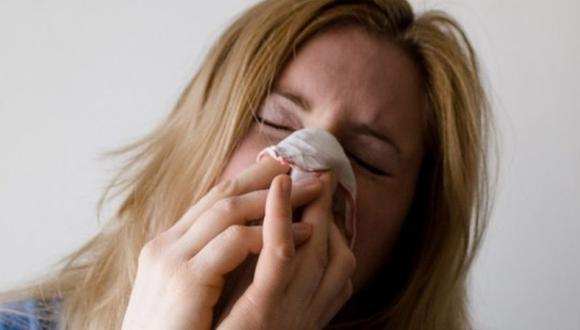 El resfrío, la gripe y la alergia son muy comunes en épocas de cambio de clima. (Foto: Pixabay)