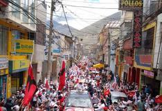 Red de Salud exhorta a candidatos evitar realización de caravanas políticas