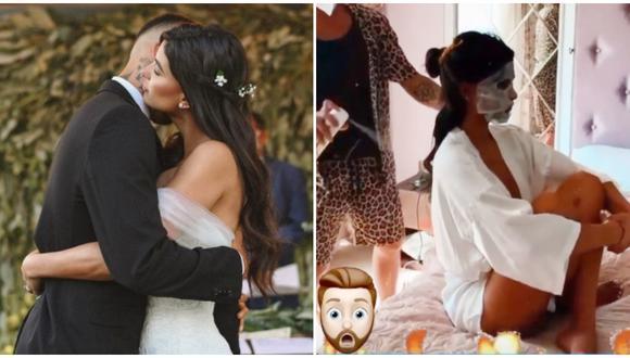 Rodrigo González comparte inéditas imágenes de la boda de Ivana Yturbe con Beto da Silva. (Fotos: Instagram)