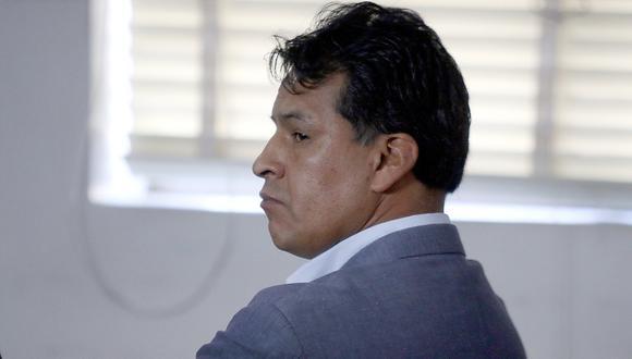 Liberan a exgobernador de Cusco, Edwin Licona, por riesgo de contagio de COVID-19