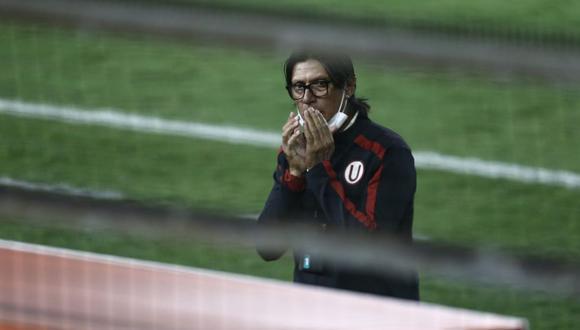 Ángel Comizzo cumple su tercera etapa como entrenador en Universitario de Deportes. (Foto: GEC)