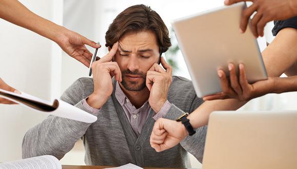 """Ya puedes ser diagnosticado de agotamiento laboral o """"burnou"""", según la OMS"""