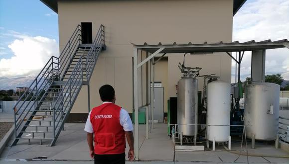 Contraloría realizó nueva verificación de la planta entregada por Arzobispado