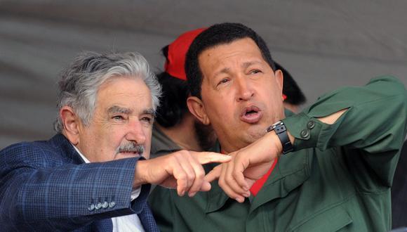 """José Mujica sobre Hugo Chávez: """"Le advertí que no iba a construir el socialismo y no construyó un carajo"""""""