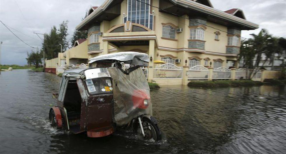 Tifón en Filipinas habría matado a más de 1200 personas