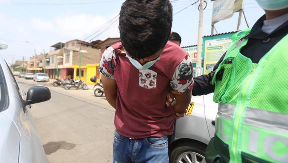 Junín: ordenan prisión preventiva para repartidor que habría realizado tocamientos indebidos a niña (Foto referencial: GEC)
