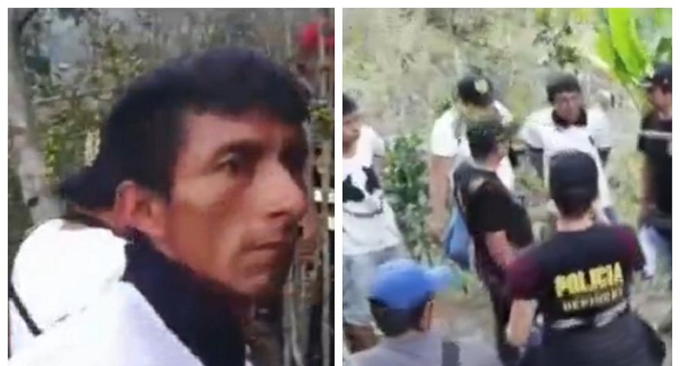 Capturan a sujeto que asesinó, descuartizó y quemó restos de su expareja en Amazonas (VIDEO)