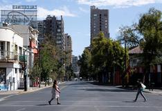 Chile entra a nueva cuarentena total por incremento de contagios COVID-19