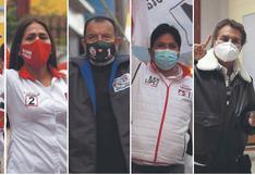 Virtuales congresistas por Junín aseguran que buscarán consensos