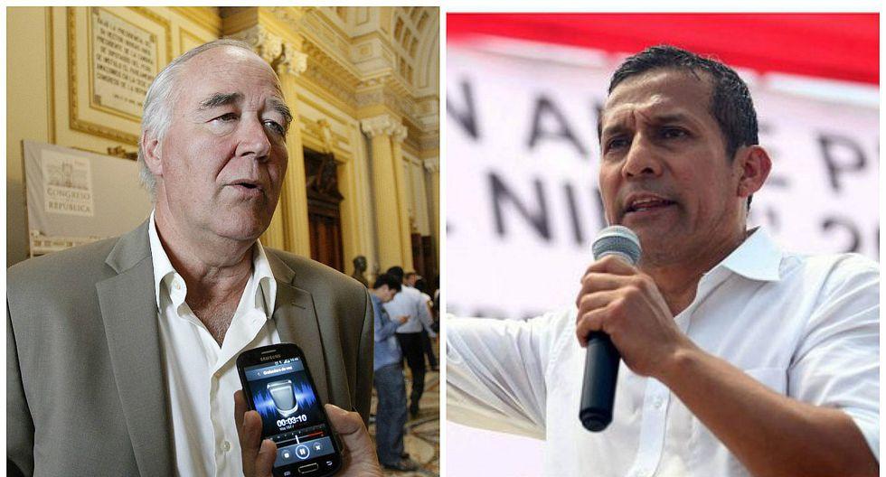 """Victor Andrés García Belaunde: """"No creo que el presidente sea de los que huya del campo de batalla"""" (VIDEO)"""