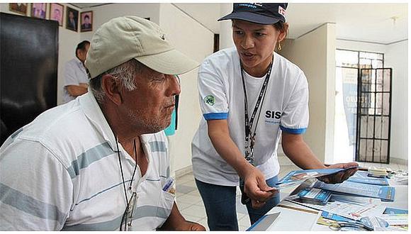 SIS transfiere S/ 2.27 millones a región Tacna