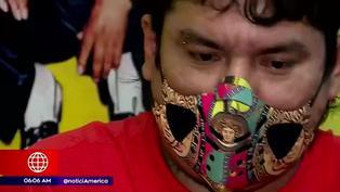 Chacalón Jr. negó estar vinculado a una organización de trata de personas
