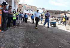 En Arequipa el municipio de Mariano Melgar lidera la ejecución presupuestal
