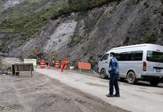 Contraloría pone en la mira millonaria obra de carretera Huánuco-La Unión