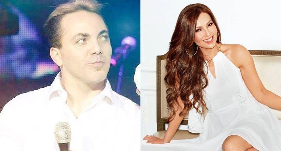 """Cristian Castro confiesa que tuvo un romance con Thalía: """"Sentimos cosas bonitas"""" (Foto: Instagram)"""