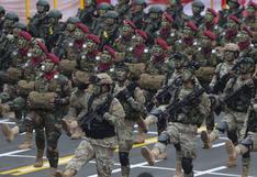 Parada Militar se realizará el viernes 30 de julio sin público por la pandemia del COVID-19