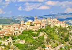 Conozca el pueblo italiano de Castropignano, donde las casas se venden a un euro