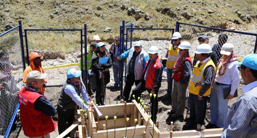 Gobierno invertirá US$ 470 millones para ampliar servicios en Puno
