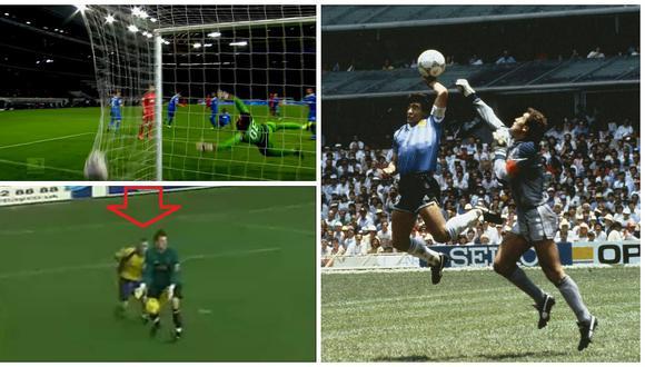 VIDEO: Mira los cinco goles más inesperados del fútbol