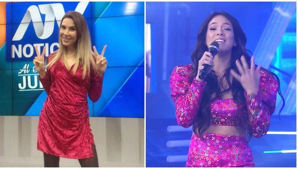'Esto es Guerra' cae en ráting, mientras que programa de Juliana Oxenford asciende. (Foto: Instagram / América TV)