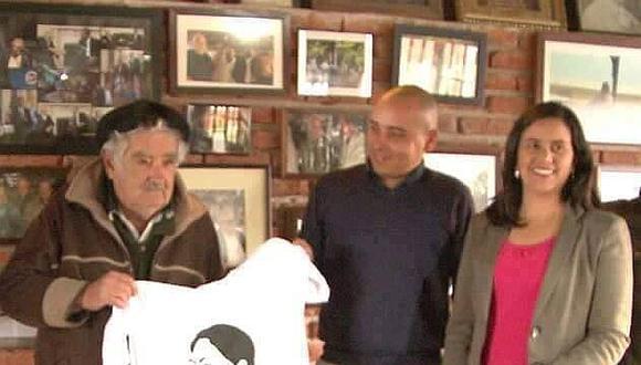 Keiko No Va: José Mujica se suma al rechazo contra Keiko Fujimori