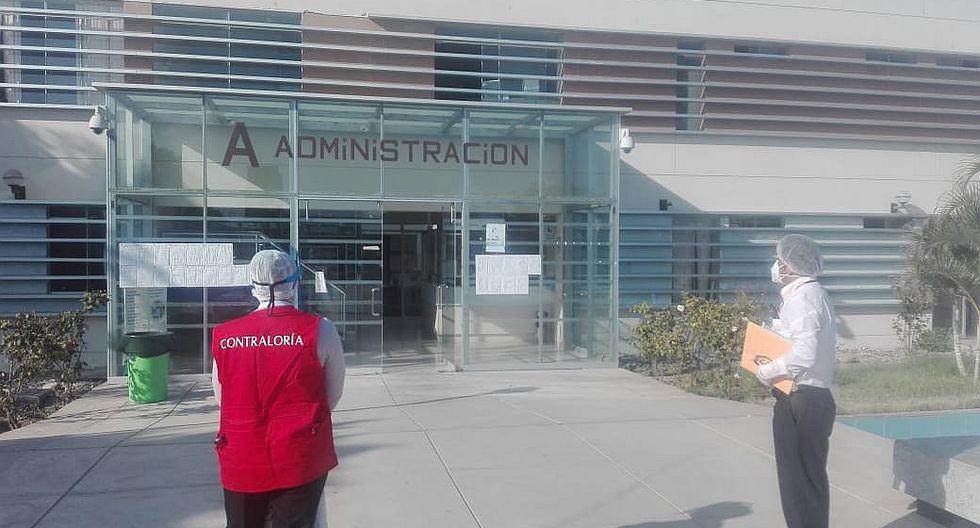 Ica: Hospitales en riesgo para atender casos COVID-19