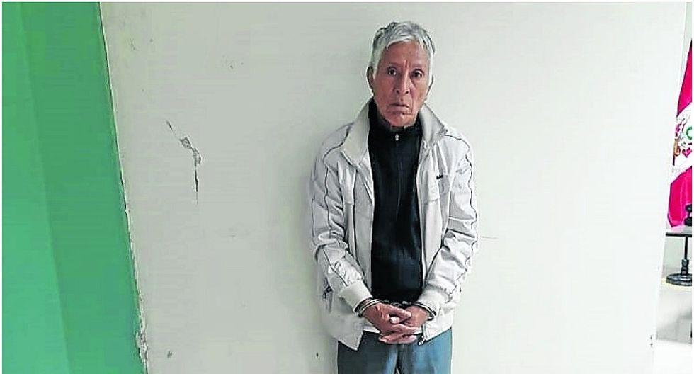 """Capturan a """"Viejo Camacho"""" con droga"""