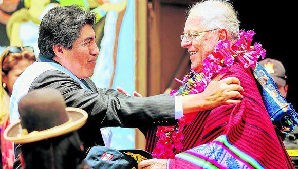 Alcalde de Puno asegura que proyectos no se detendrán por la crisis