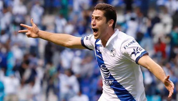 Santiago Ormeño fue considerado por Gareca para la Copa América. (Foto: EFE)