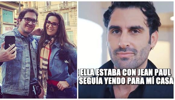 "Eduardo Pastrana: ""Silvia Cornejo seguía yendo a mi casa cuando ya estaba con Jean Paul"" (VIDEO)"