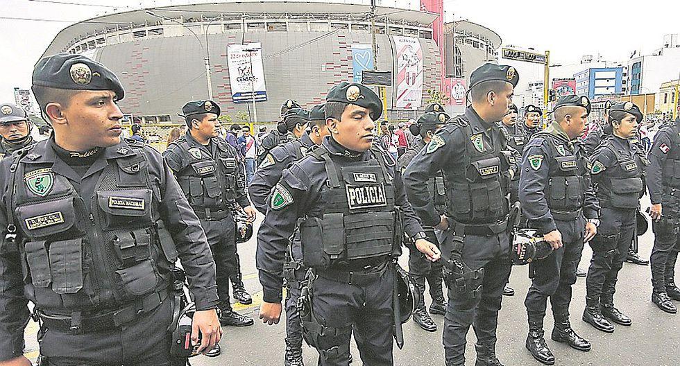 Juegos Panamericanos 2019: Diez mil 500 policías resguardarán evento deportivo