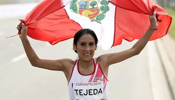 .Gladys Tejeda llegó a Tokio en busca de una medalla en los Juegos Olímpicos. (Foto: GEC)