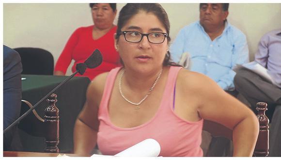 Consejera Regional Glender Núñez García es denunciada por agresión a quinceañera