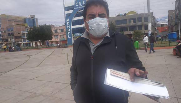 Juliaca: fiscal liberó a militar que disparó a mototaxista