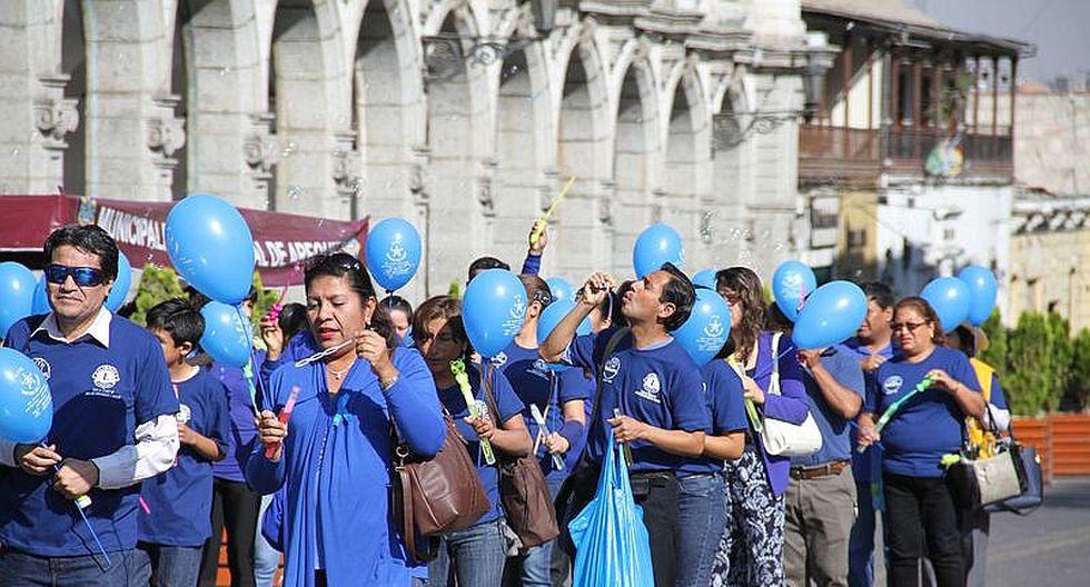 Celebraran el día mundial de la conciencia del autismo en Yanahuara