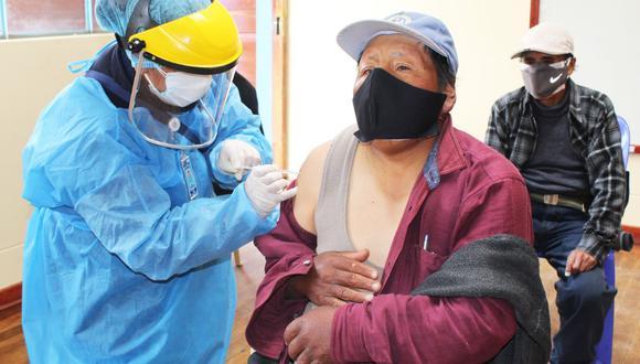 La aplicación de la segunda dosis es esencial para completar la protección contra la COVID-19. (Foto: Difusión)
